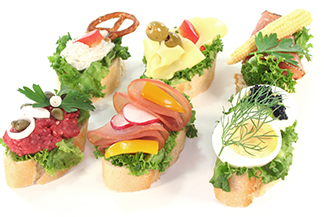 hors d' oeuvres receipe 2